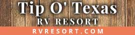 logo for Tip O Texas RV Resort