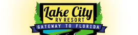logo for Lake City RV Resort