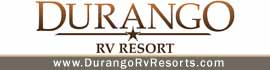 logo for Durango RV Resort
