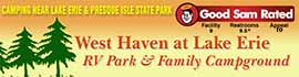 logo for West Haven RV Park & Family Campground