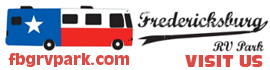 logo for Fredericksburg RV Park