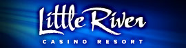 logo for Little River Casino Resort RV Park