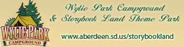 logo for Wylie Park Campground & Storybook Land