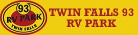 logo for Twin Falls 93 RV Park
