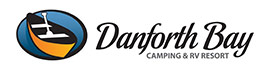 logo for Danforth Bay Camping & RV Resort