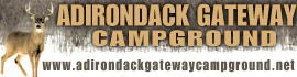 logo for Adirondack Gateway Campground