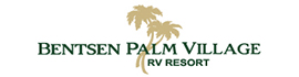 logo for Bentsen Palm Village RV Resort