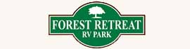 logo for Forest Retreat RV Park