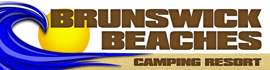 logo for Brunswick Beaches Camping Resort