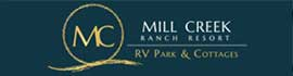 logo for Mill Creek Ranch Resort