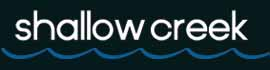 logo for Shallow Creek RV Resort