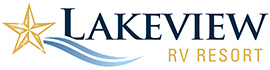 logo for Lakeview RV Resort