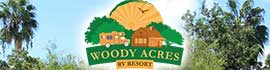 logo for Woody Acres Mobile Home & RV Resort
