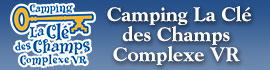 logo for Camping la Cle des Champs RV Resort