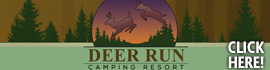 logo for Deer Run Camping Resort