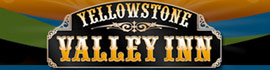 logo for Yellowstone Valley Inn & RV Park