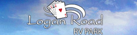 logo for Logan Road RV Park