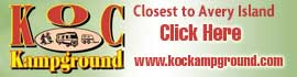 logo for KOC Kampground