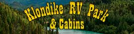 logo for Klondike RV Park & Cabins