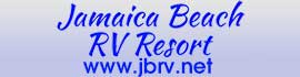 logo for Jamaica Beach RV Resort
