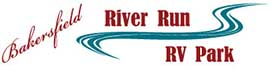 logo for Bakersfield River Run RV Park