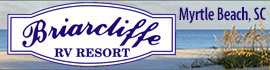 logo for Briarcliffe RV Resort