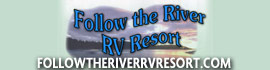 logo for Follow the River RV Resort