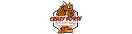 logo for Crazy Horse Family Campground