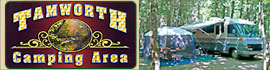 logo for Tamworth Camping Area