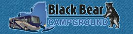 logo for Black Bear Campground