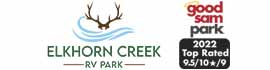 logo for Elkhorn Campground