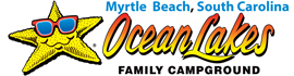 logo for Ocean Lakes Family Campground