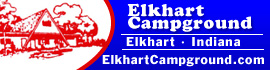 logo for Elkhart Campground