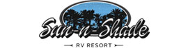 logo for Sun N Shade RV Resort