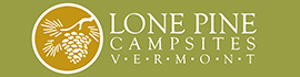 logo for Lone Pine Campsites