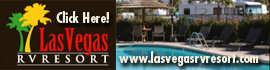 logo for Las Vegas RV Resort