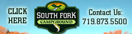 logo for South Fork Campground
