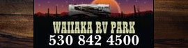 logo for Waiiaka RV Park