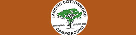 logo for Lansing Cottonwood Campground