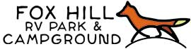 logo for Fox Hill RV Park & Campground