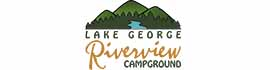 logo for Lake George Riverview Campground