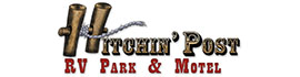 logo for Hitchin' Post RV Park