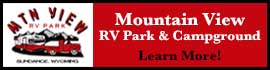 logo for Mountain View RV Park & Campground