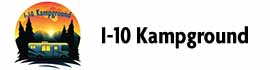 logo for I-10 Kampground