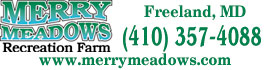 logo for Merry Meadows Recreation Farm