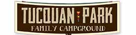 logo for Tucquan Park Family Campground