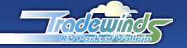 logo for Tradewinds RV Park Of Vallejo