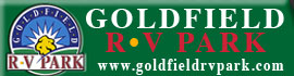 logo for Goldfield RV Park
