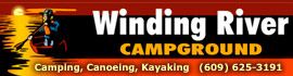 logo for Winding River Campground