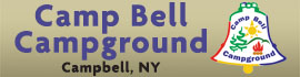 logo for Camp Bell Campground